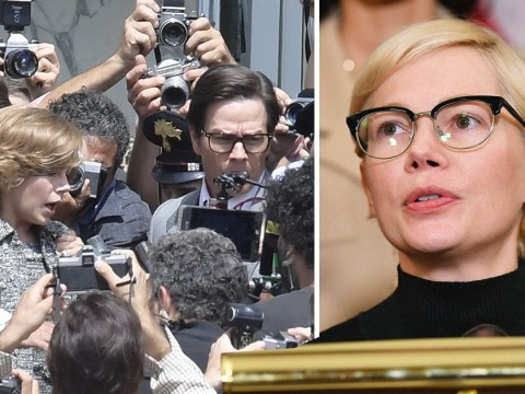 Michelle Williams left 'paralysed' after co-star Mark Wahlberg was paid $1.5 million compared to her $1,000