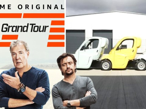 The Grand Tour season 3: Electric car creators hit back after Jeremy Clarkson and co compare design to Human Centipede