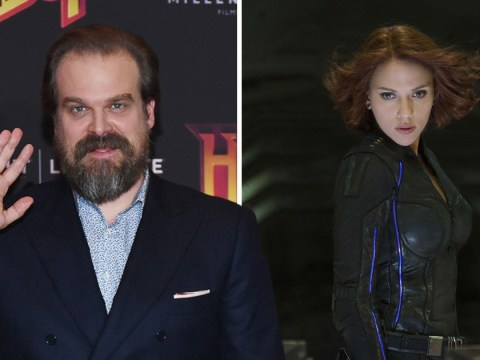 Stranger Things star David Harbour joins the cast of Marvel's Black Widow movie
