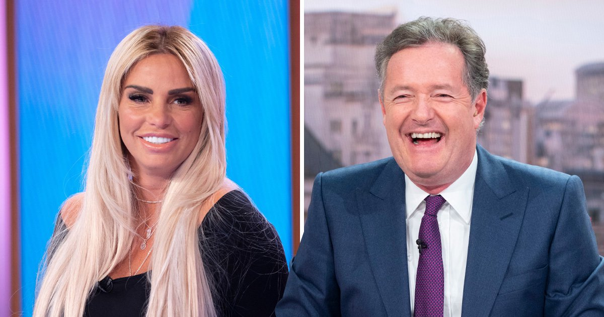 Katie Price demands to go on Piers Morgan's Life Stories again and we need to make this happen