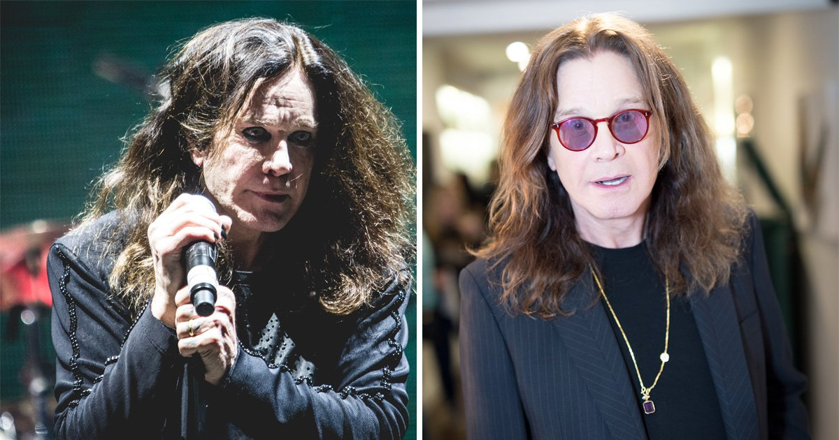 Ozzy Osbourne 'angry and depressed' to reschedule entire tour until 2020 after fall at home