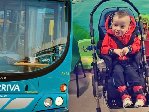 Disabled boy, 3, told there's 'no room' on two buses