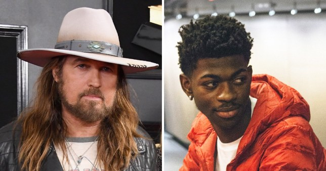 Miley Cyrus supports dad Billy Ray as he remixes rap song banned