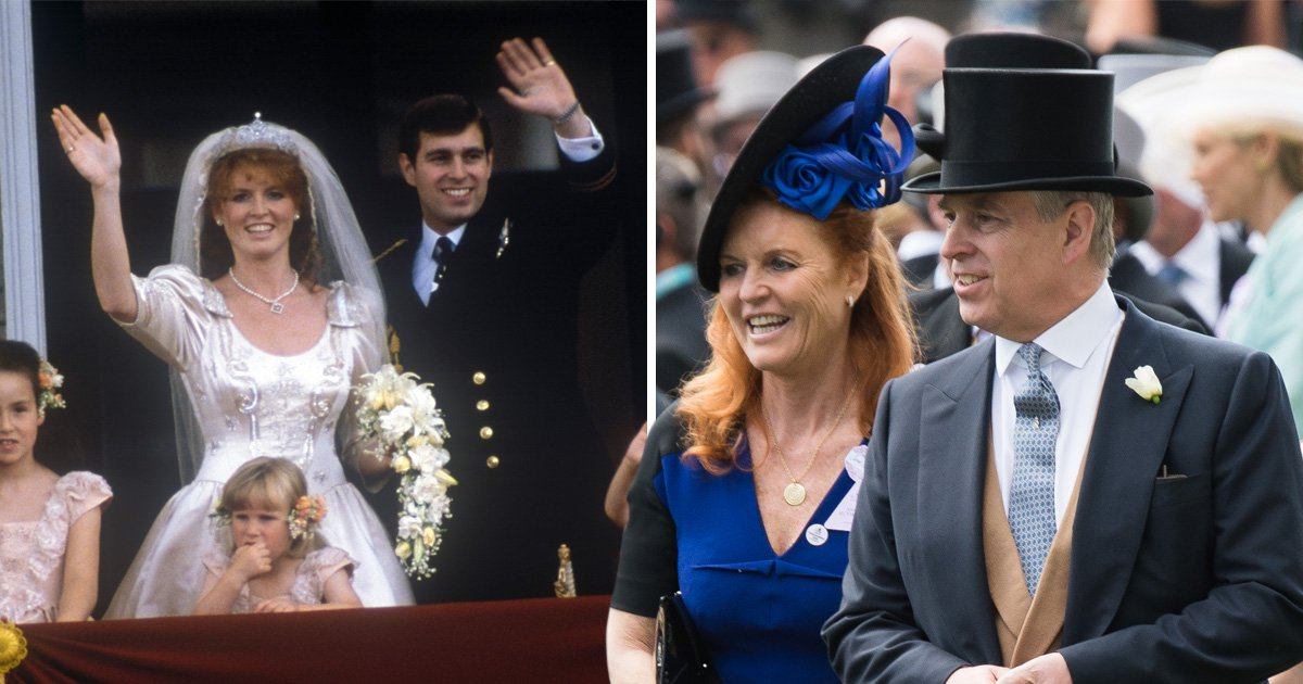 Prince Andrew and Sarah Ferguson's relationship 'is back on' two decades after divorce