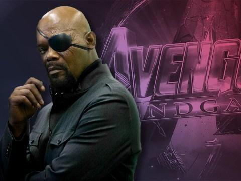 Samuel L Jackson teases 'I keep secrets' ahead of Avengers: Endgame