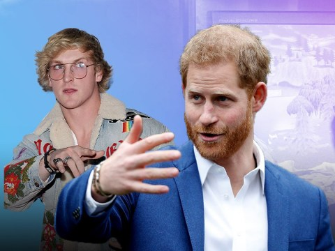 Logan Paul reckons Prince Harry has a point over Fortnite ban – says games are 'maybe worse' than drugs or alcohol