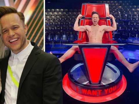 Olly Murs says stripping off is becoming a 'thing' after getting naked at The Voice after party