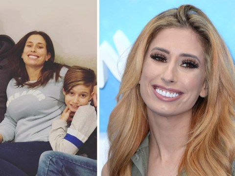 Pregnant Stacey Solomon not sure she wants anymore children with Joe Swash: 'Right now we're just happy'