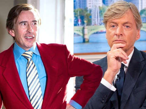 Richard Madeley reaches peak Alan Partridge with string of sweary blunders as he replaces Piers Morgan on GMB