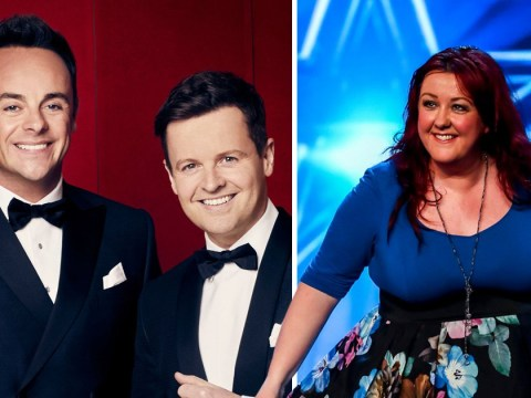 Ant McPartlin gave Britain's Got Talent star Siobhan Phillips confidence to perform ahead of audition