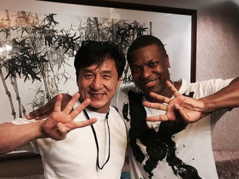 Did Jackie Chan and Chris Tucker just confirm Rush Hour 4 is happening?