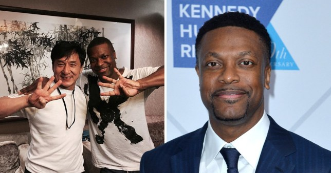 Are Jackie Chan And Chris Tucker Finally Making Rush Hour 4