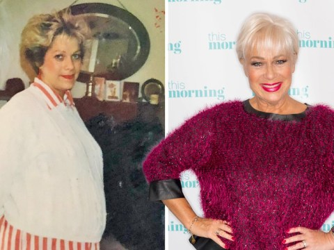Denise Welch celebrates son Matt Healy's 30th birthday with epic pregnancy throwback
