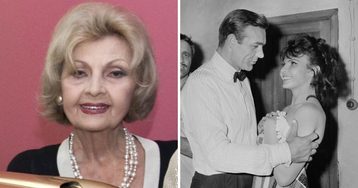 Bond girl actress Nadja Regin dies age 87