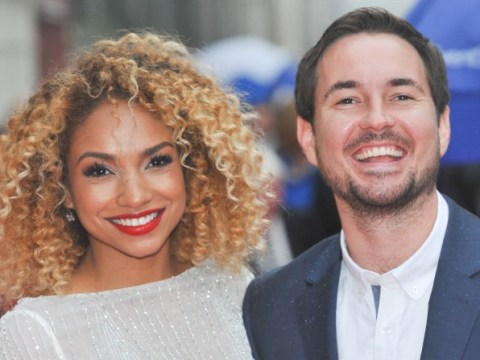 Line Of Duty's Martin Compston denies sending messages to other women after wife's cameo in drama