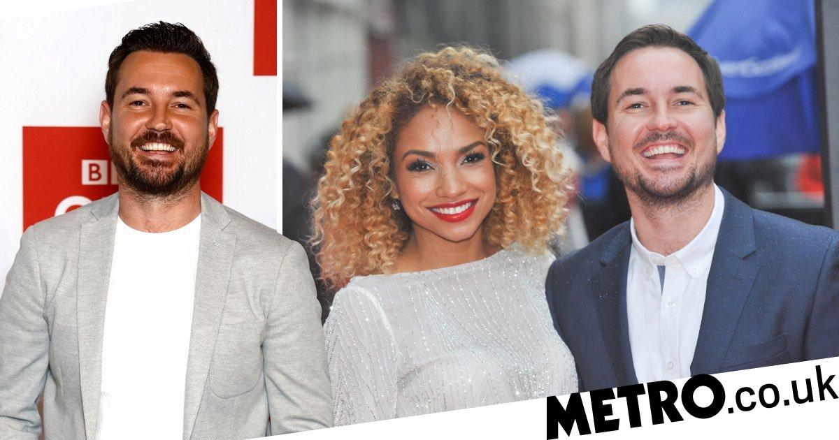 Line Of Dutys Martin Compston Denies Sending Messages To Other Women After Wifes Cameo In Drama