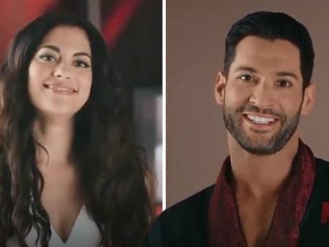 Lucifer season 4 finally got its first Netflix promo introducing fans to Inbar Lavi as new character Eve