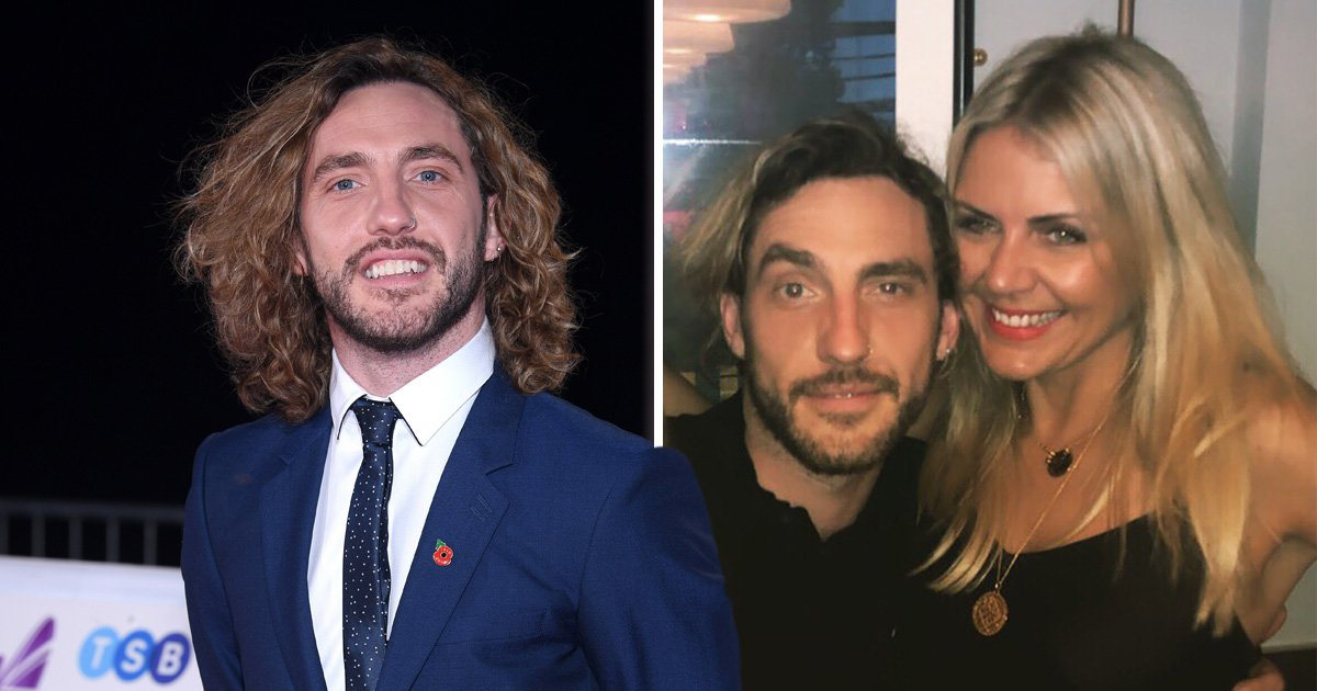 Seann Walsh strikes up close 'working relationship' with Strictly's talent executive Stefania Aleksander