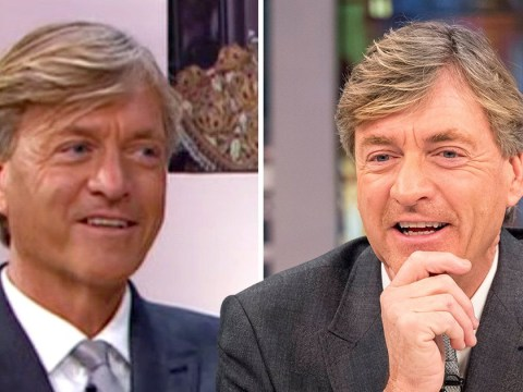 Richard Madeley names fake tan fail his 'most embarrassing TV moment in a decade'