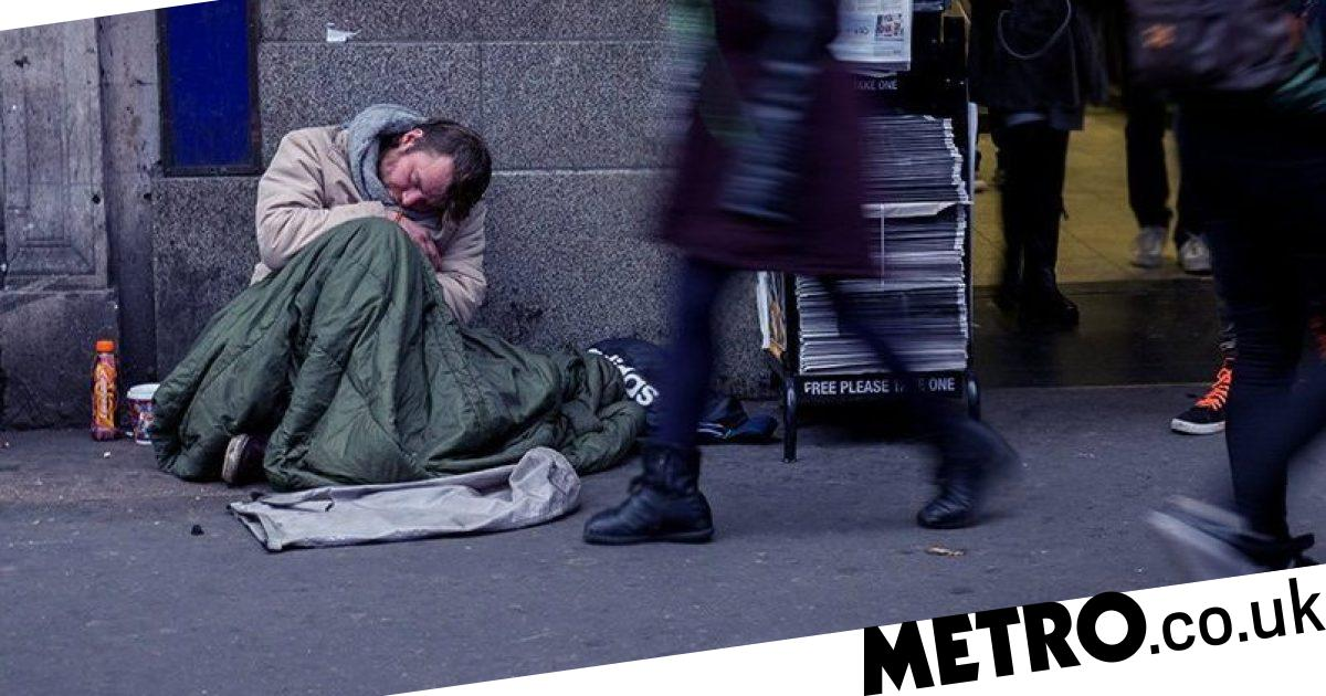 Exclusive: Anti-begging Tube announcements 'turn homeless people into criminals'