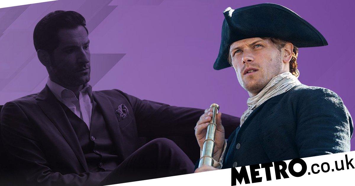 e0092893fc9 Lucifer season four star Tom Ellis sparks Outlander crossover rumours