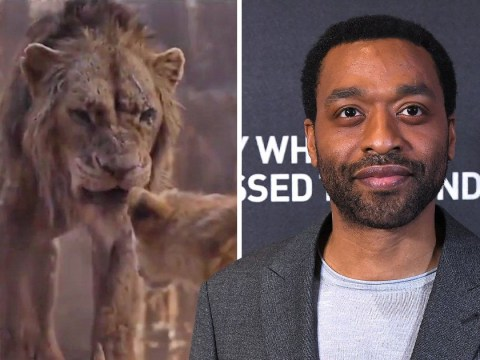 The Lion King fans not convinced by Chiwetel Ejiofor's Scar voice: 'Not menacing enough'