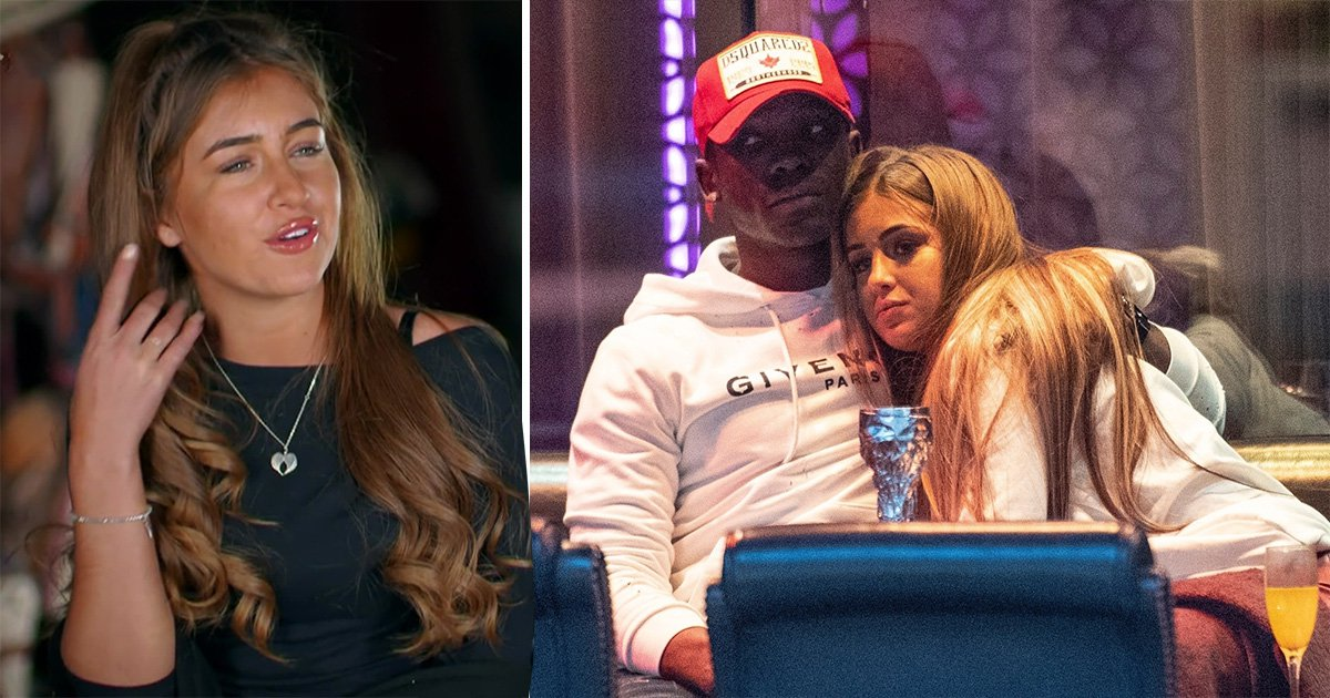 Love Island star Georgia Steel dating convicted fraudster who pretended to be ex-Chelsea player Gael Kakuta
