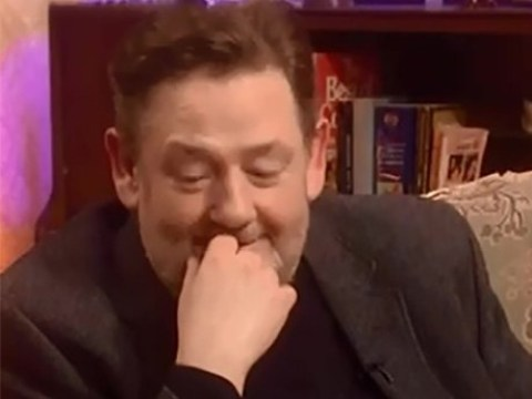 Johnny Vegas gets roasted by his own mum Patricia on All Round To Mrs Brown's as she slates his comedy