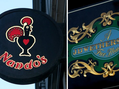 Anger as Nando's and Wetherspoons win award meant for local business