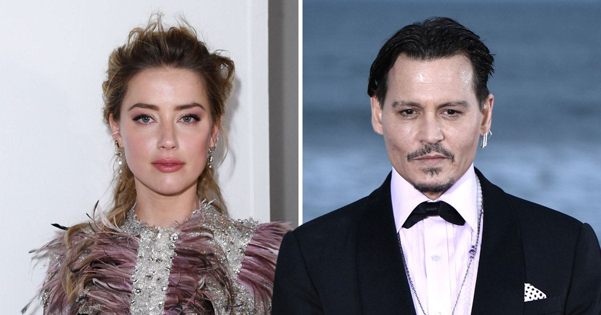 Johnny Depp accuses Amber Heard of 'painting on' her bruises as he sues for $50 million