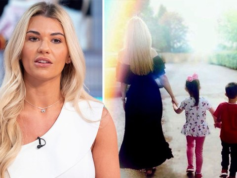 Paddy McGuinness' wife Christine 'felt like a carer not a mum' with autistic children