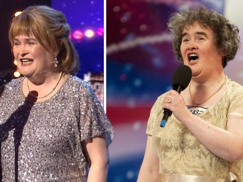Susan Boyle's return to the Britain's Got Talent stage will bring tears to your eyes