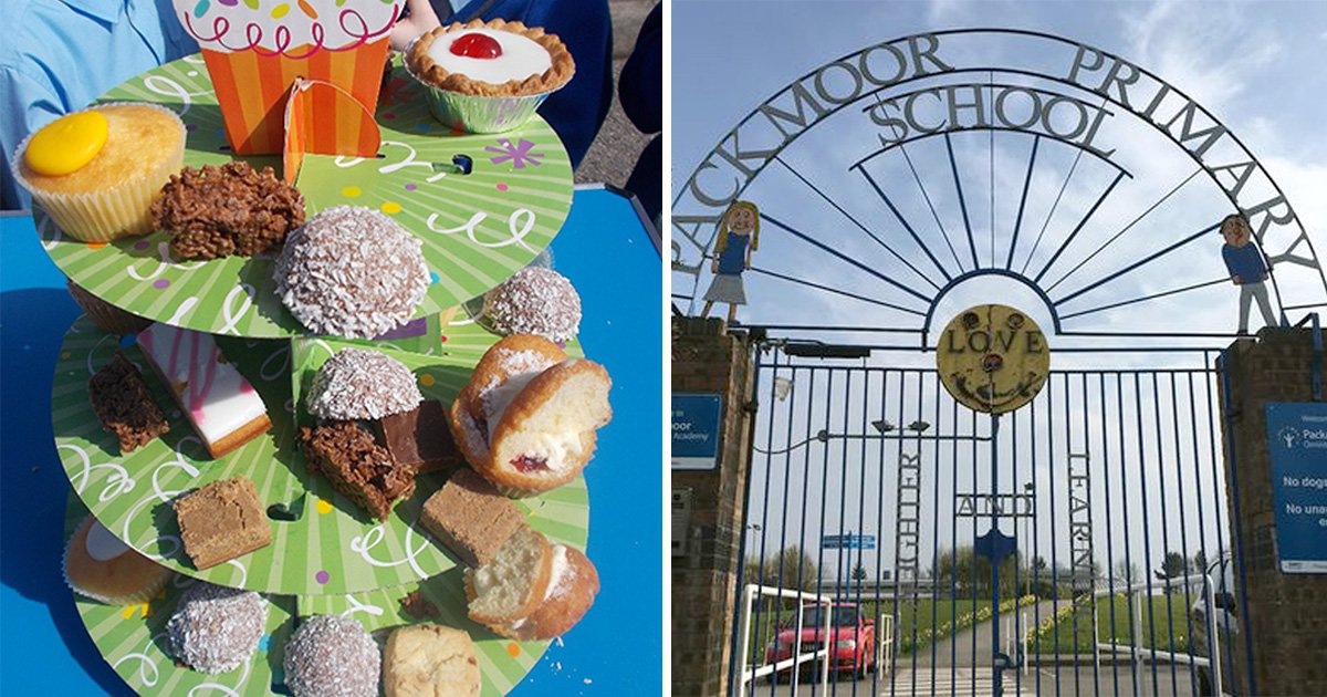 Parents angry at school for holding exclusive tea party for pupils with 100% attendance