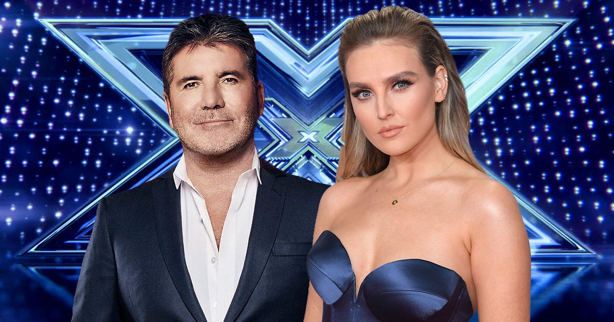 Little Mix's Perrie Edwards favourite to be X Factor judge after Robbie Williams and Ayda Field's departure