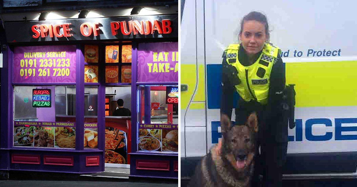 Police fight decision to reinstate officer who called takeaway staff 'P***s'