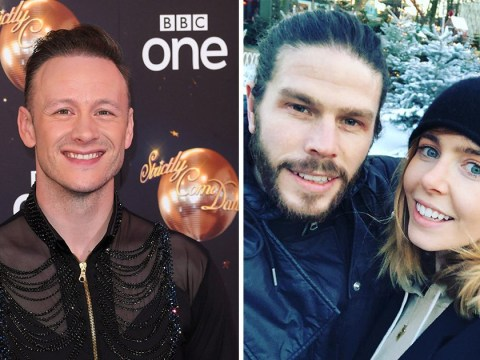 Stacey Dooley's ex Sam Tucknott 'confronted Kevin Clifton' amid dating claims and 'watched blood drain from his face'