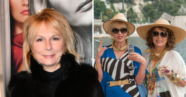 Jennifer played Eddie in Ab Fab