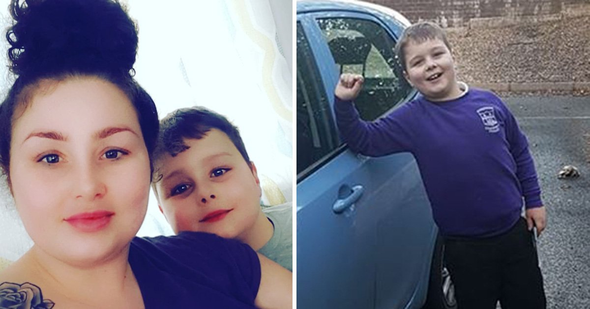 Dog that mauled boy, 9, to death 'was left alone with him despite previous attacks'