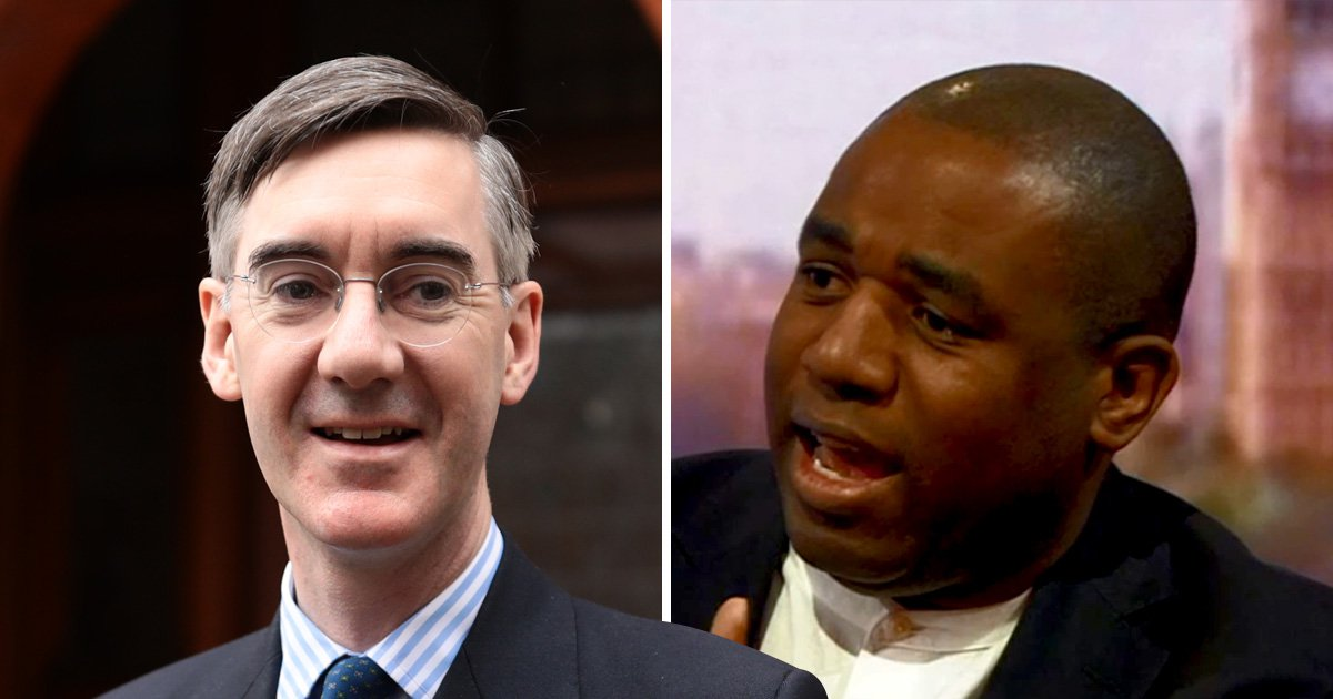 David Lammy defends comparing Jacob Rees-Mogg to the Nazis