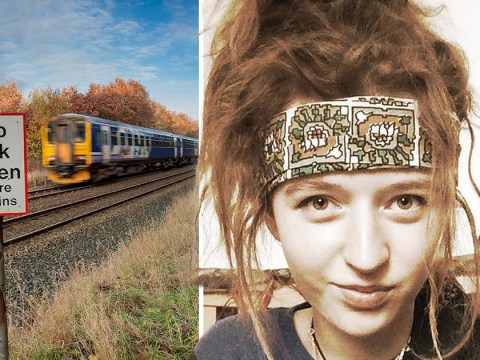 Mum of girl, 16, killed by train after sitting on track sues Network Rail