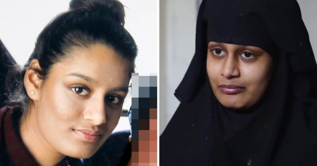 Shamima Begum could be hanged if she is sent to Bangladesh