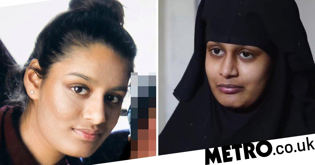 Shamima Begum 'given taxpayers' money to fight for British citizenship'