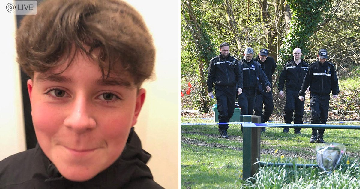 Boy, 13, found unconscious in park died 'after taking ecstasy pill'