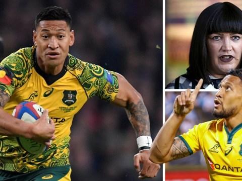 Australian rugby union drops Israel Folau over homophobic social media post