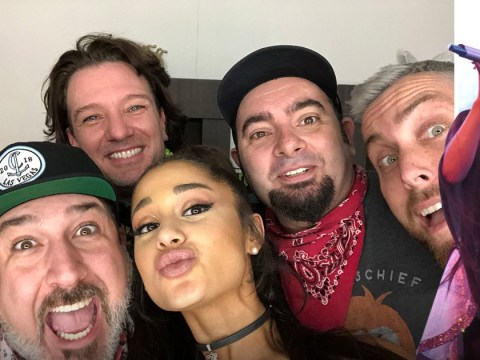 Ariana Grande resurrects NSYNC with star-studded Coachella performance alongside Nicki Minaj and Diddy