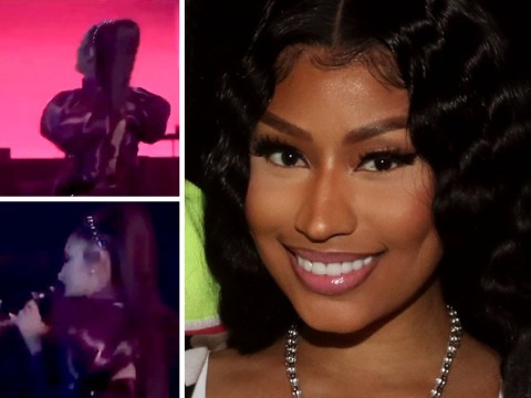 Nicki Minaj fans upset as Ariana Grande's Coachella performance suffers awkward sound issues