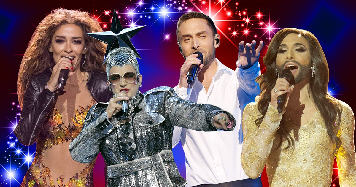Eurovision legends and actual Wonder Woman to attend Israel contest