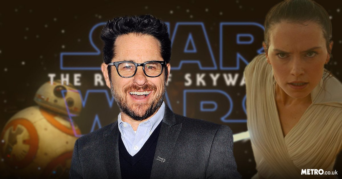 JJ Abrams says Star Wars Episode 9 Rise Of Skywalker title fulfils 'weird responsibility' to franchise