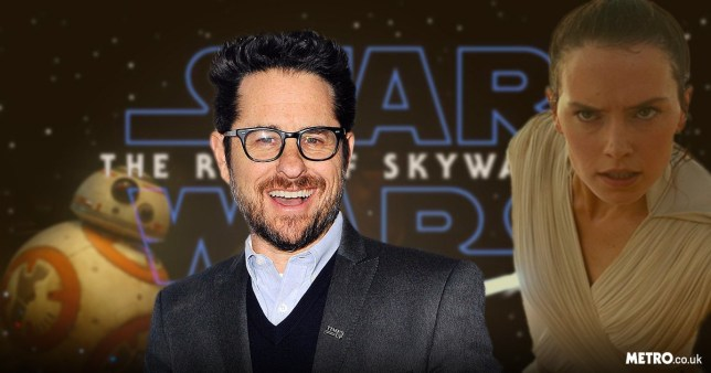 JJ Abrams and The Rise Of Skywalker