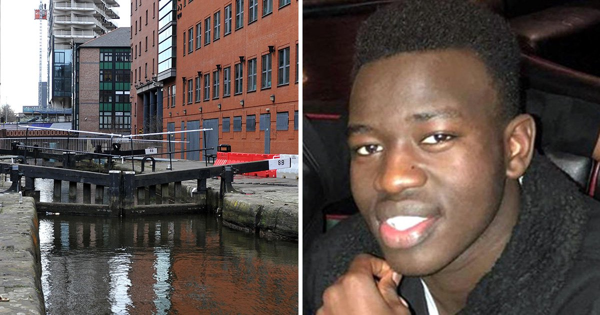 Drunk student, 19, drowned in canal after wandering off alone at 3am